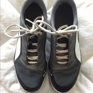 Puma Men's Waterproof Golf Shoes 9.5 Lightly Worn